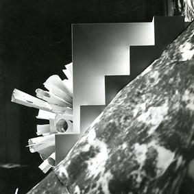 Progetto di un Museo della Pace a Montecassino  <br />per la scultura di Umberto Mastroianni