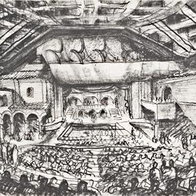Progetto per il nuovo Teatro comunale di Forlì